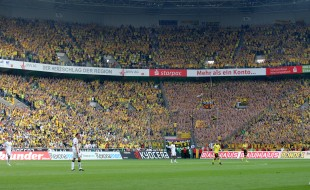 Once again, supporters will take Gladbach's ground