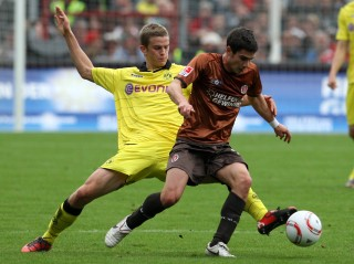 Sven Bender can not play against Pauli