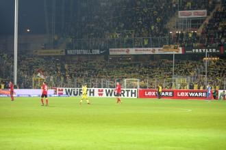 In Freiburg gibt es nur Probleme für Fans