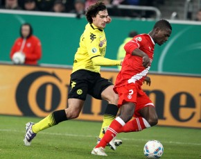 Hummels was one of the BVB key players
