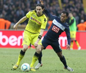 Subotic against Raffael