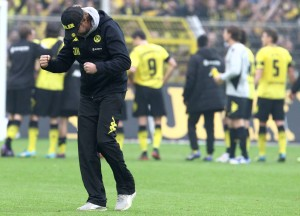 Kloppo's emotions