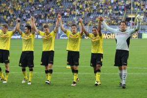 Gegen Augsburg hinterließ das Team einen guten Eindruck