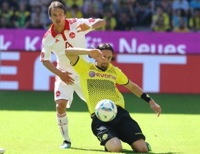 Back in the team: Neven Subotic