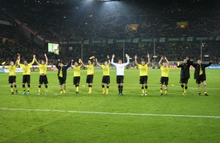 Once again - the wave after the match