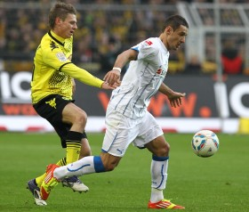 Piszczek had a good time on Saturday