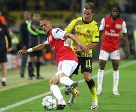 Der BVB zeigte gegen Arsenal im Hinspiel eine gute Leistung