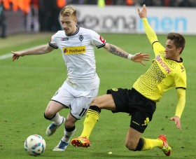 Marco Reus played last year for MG