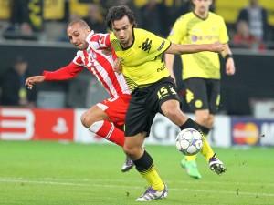 Mats Hummels ist bester Dortmunder IV
