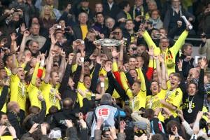 Die magische Borussia startet als Titelverteidiger