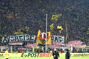 Against Dynamo Dresden