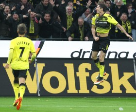 Lewandowski machte das 1-0