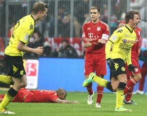 Götze will not score again on Wednesday