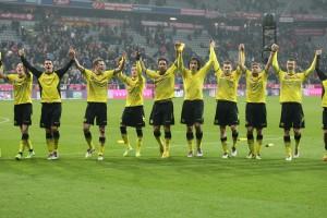 Deutscher Meister wird nur der BVB