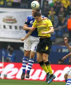 Lewandowski gegen Papadopolous