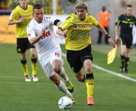 Schmelzer gegen Podolski