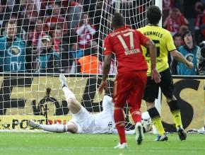 Mats Hummels erfolgreich gegen Neuer