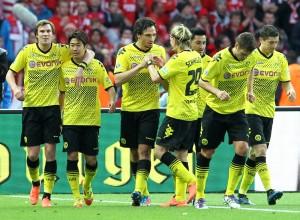 Verdienter Doublesieger - Borussia Dortmund