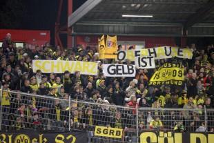 Größtenteils nicht großartig: das Dortmunder Publikum