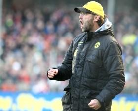 Zufrieden mit Mannschaft und Saisonverlauf: Jürgen Klopp