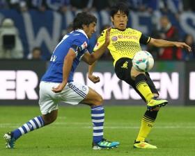 Raul gegen Kagawa