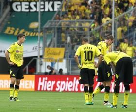 1-0 in Hoffenheim verloren