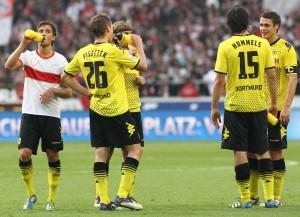 Only one point in Stuttgart