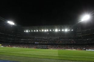 Nach wie vor eine Augenweide: Das Estadion Santiago Bernbéu