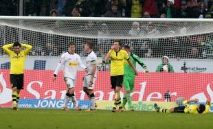 Sebastian Kehl hatte in der Nachspielzeit die beste Möglichkeit des Spiels