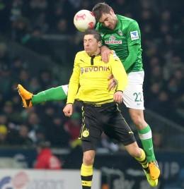 Lewandowski gegen Prödl