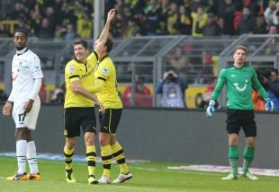 Auch das 2-0 erzielte Robert Lewandowski