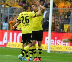 Lewandowski scores