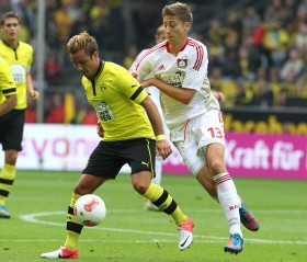 Götze will be in action