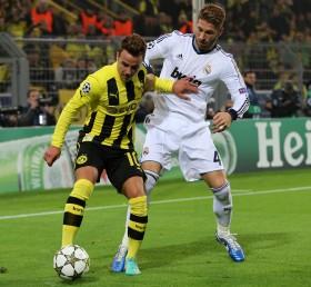 Auch Morgen denkbar: Götze gegen Ramos