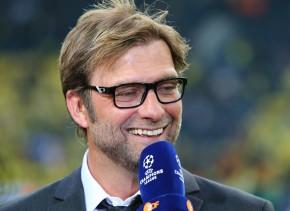 Klopp vor dem Spiel im Gespräch mit dem ZDF