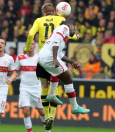 Reus fought hard