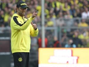 Jürgen Klopp nahm die Niederlage auf seine Kappe