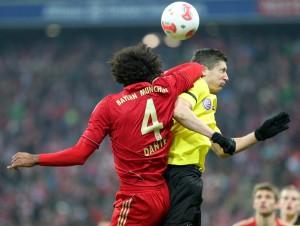 Lewandowski gegen Dante