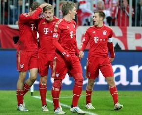 Kroos schoss die Bayernführung heraus