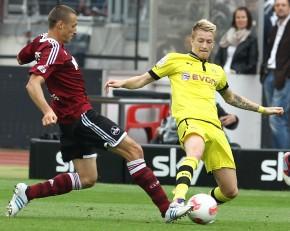 Auch gegen Leverkusen dabei: Marco Reus
