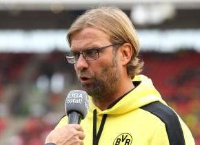 Jürgen Klopp sah einen schwachen Schiedsrichter