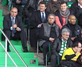 Mourinho beobachtete den BVB und Nuri Sahin