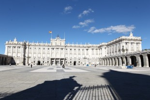 Palacio Real - Königspalast in Madrid