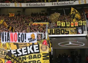 Auch die Dortmunder Ultras bezogen Stellung zum Thema Viagogo