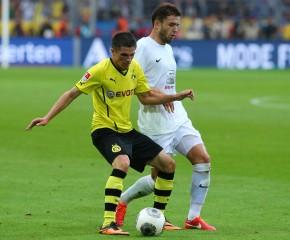 Jonas Hofmann im Spiel gegen Braunschweig