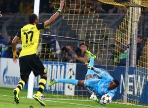 Marco Reus erzielte das 2-0
