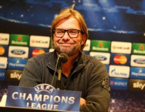 Jürgen Klopp war mal wieder zufrieden