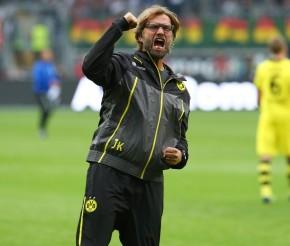 Der Trainer war nach dem Spiel zufrieden