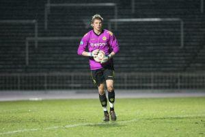 Zum ersten mal in der Bundesliga: Mitch Langerak