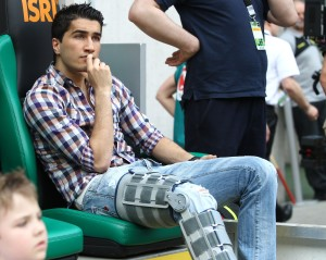 Sahin could not play against Nuernberg